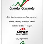 Nuevo Programa Radial de los Miembros de Cataláctica: Cuenta Corriente, por Radio Mitre Rosario